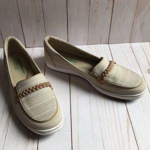 Grasshoppers Ortholite Slip On Loafers